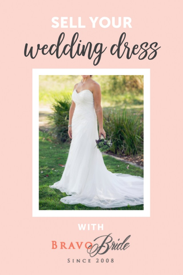 Tradesy Wedding Decor Where To Sell Your Wedding Dress Online After The Big Day