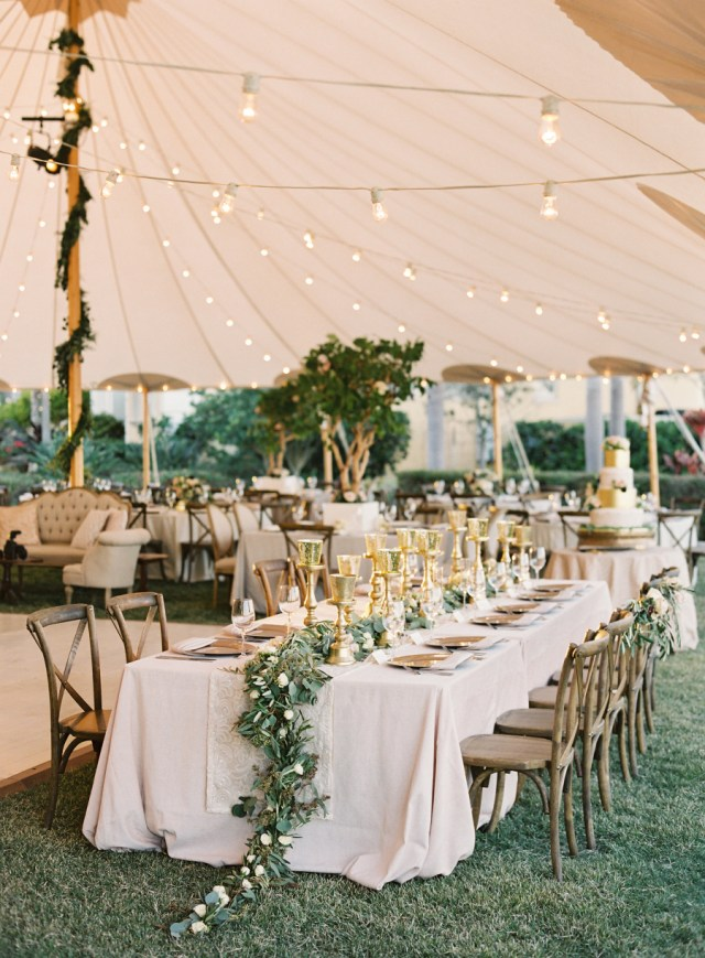Traditional Wedding Tent Decorations 11 Fancy Tented Wedding Decoration Ideas To Stun Your Guests