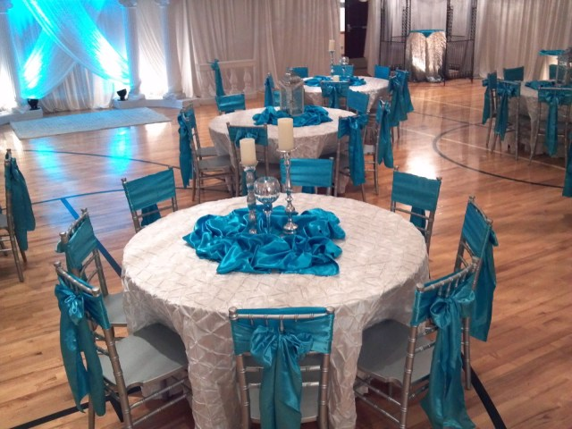 Turquoise And White Wedding Decorations Purple And Turquoise Wedding Centerpieces Peacock Wedding Cake Top