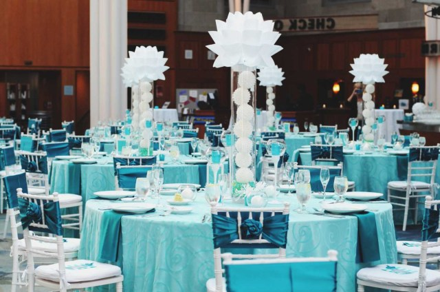 Turquoise And White Wedding Decorations Turquoise And White Wedding Decorations Wedding Decoration