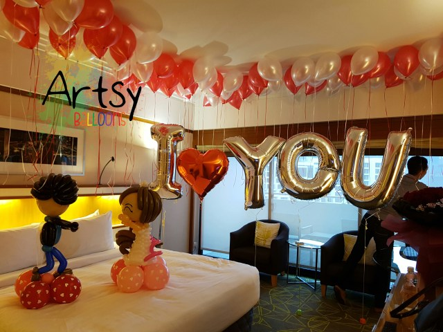 Wedding Balloon Decor Wedding Balloon Decorations Singapore Balloon Decoration Services