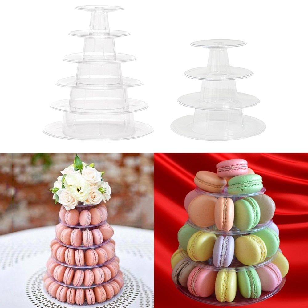 Wedding Cake Decorating Supplies Detail Feedback Questions About Wedding Macaron Tower Cookie Stand