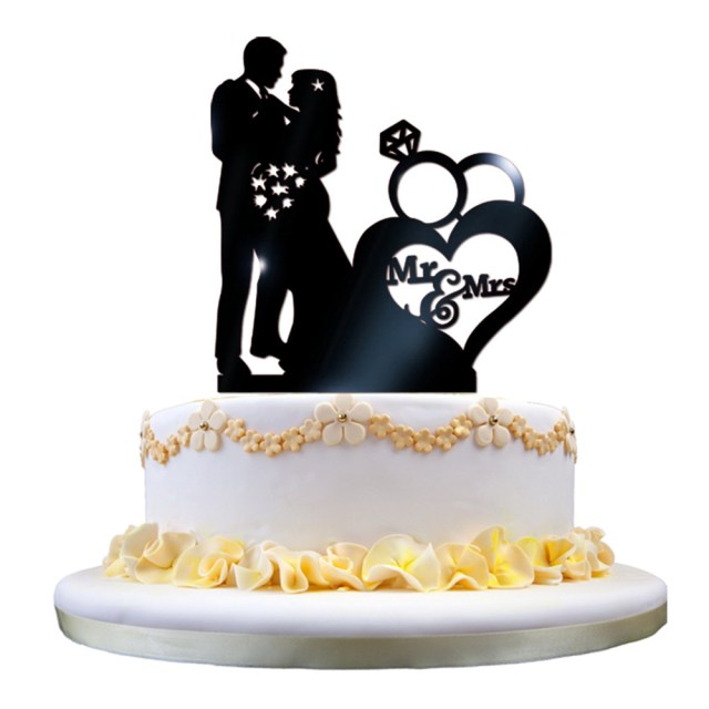Wedding Cake Decorating Supplies Mrmrs Acrylic Wedding Cake Topper Glitter Gold Cake Stand Topper