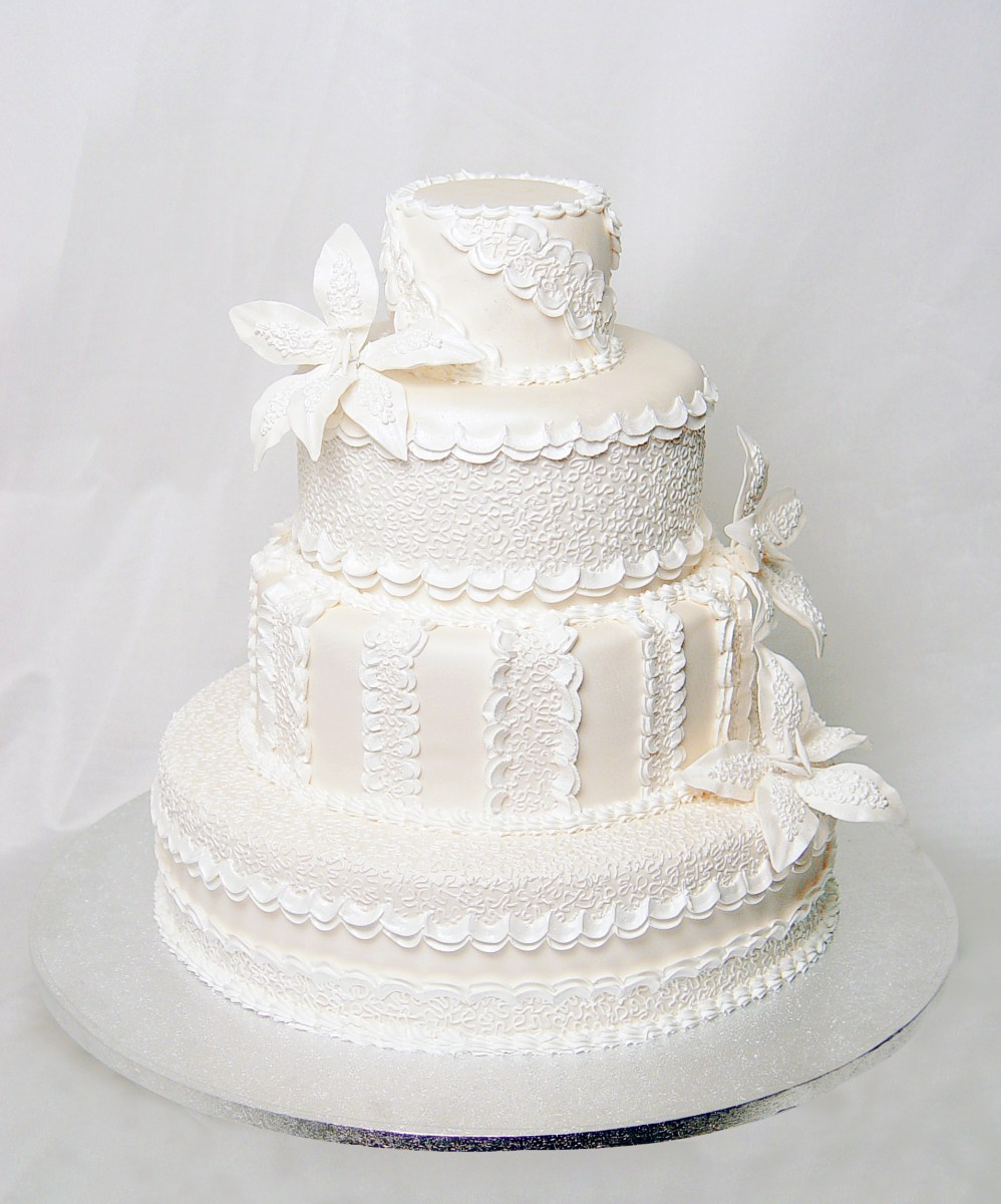 Wedding Cake Decoration Order Acme Wedding Cakes