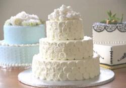 Wedding Cake Decoration Simple Wedding Cake Decorating Ideas Youtube