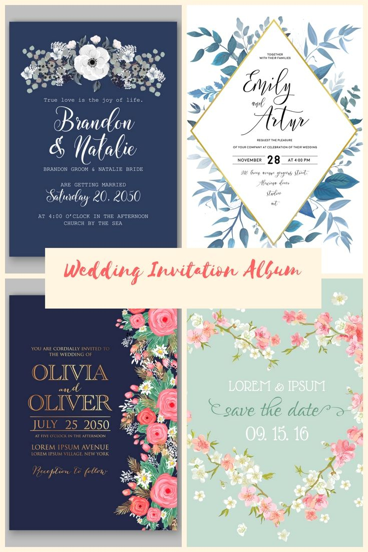 Wedding Celebration Invitations Completely Free Wedding Invitations Illustrations Start Preparing