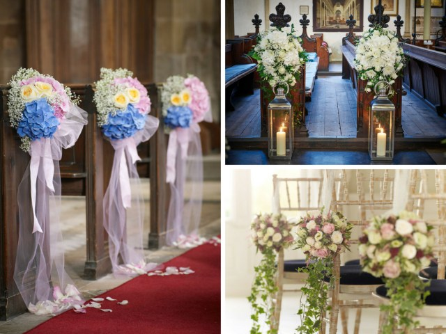 Wedding Church Decorations Images 10 Ways To Decorate Your Wedding Venue With Flowers