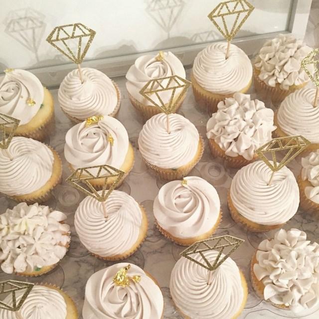 Wedding Cupcake Decorations Bridal Shower Cupcake Decorations 10 Beautiful Cupcake Ideas For