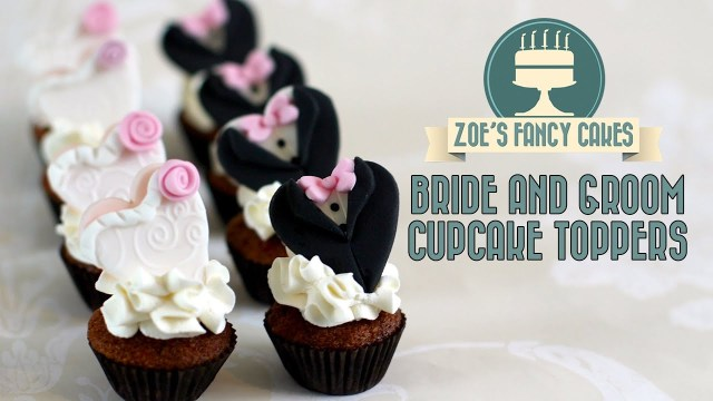 Wedding Cupcake Decorations Bride And Groom Cake Topper Hearts Wedding Cake Toppers Fondant