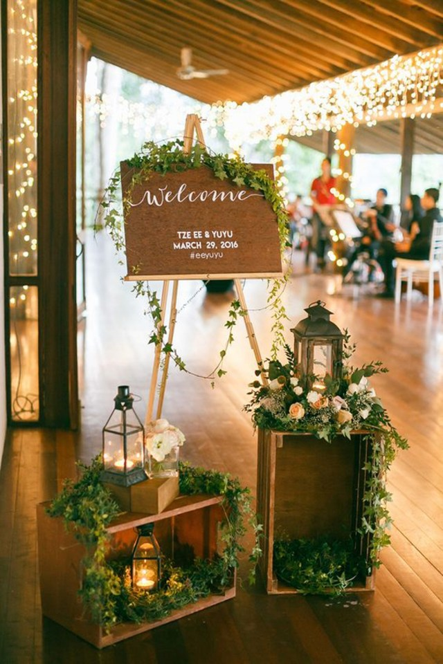 Wedding Decoration Ideas Diy Decorating Diy Rustic Wedding Sign 25 Cheap And Simple Diy