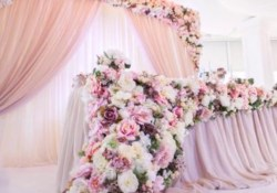 Wedding Head Table Decor Breathtaking Wedding Head Table Decoration And Backdrop Ideas Youtube