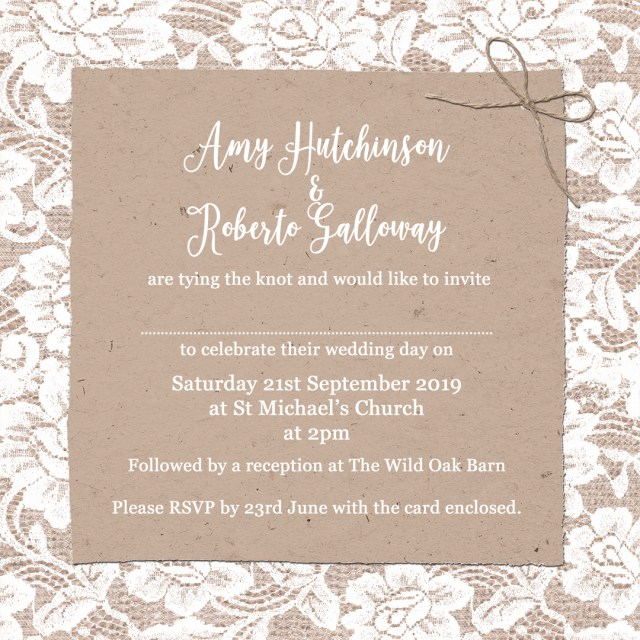 Wedding Invitation Examples The Complete Guide To Wedding Invitation Wording Sarah Wants
