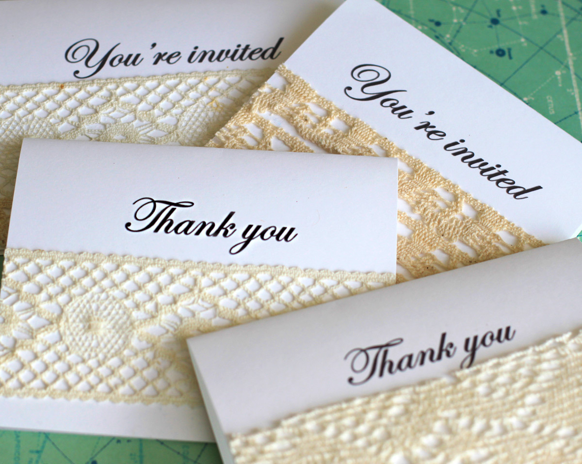Wedding Invitation Ideas Easy Diy Wedding Invitations