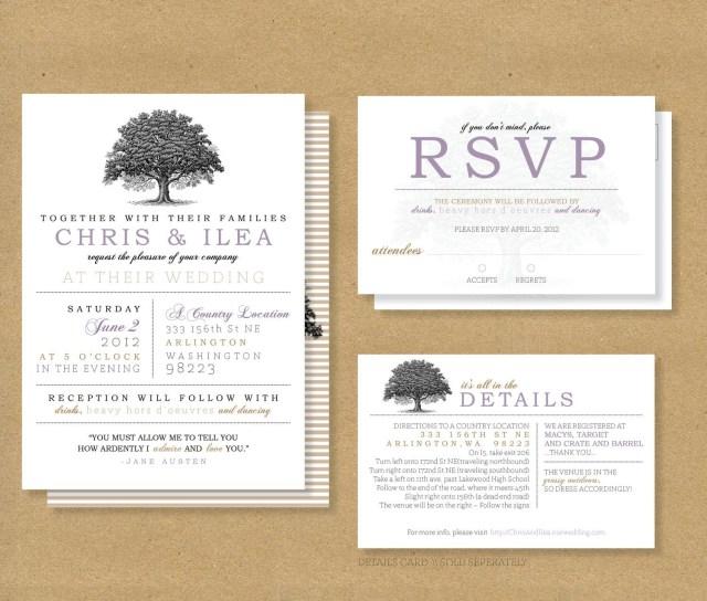 Cute Wedding Invitation Wording Samples: 30+ Wonderful Image Of Wedding Invitation Rsvp