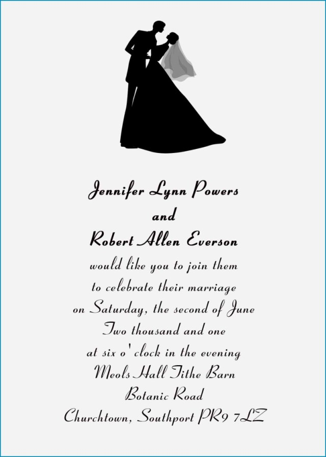 Wedding Invitation Sayings Good Funny Wedding Invitation Sayings Wedding Ideas