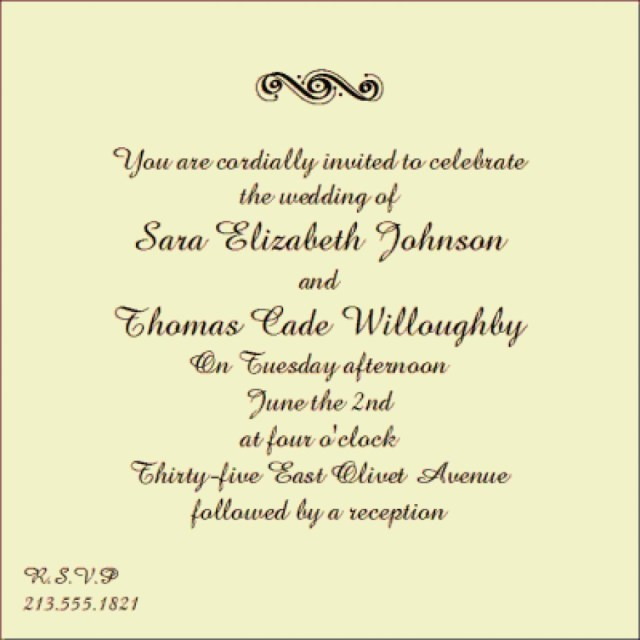 Wedding Invitation Sayings Wedding Invitation Sayings Inspirational Wedding Invitation Quotes