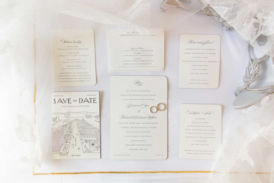 Wedding Invitation Suites The Basic Design Differences Between Wedding Save The Dates And