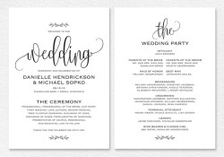 Wedding Invitation Templates Word Free Rustic Wedding Invitation Templates For Word Weddings