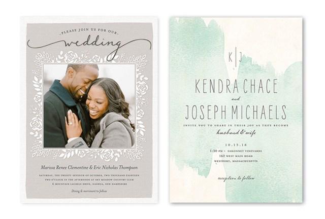 Wedding Invitation Wording Ideas 35 Wedding Invitation Wording Examples 2018 Shutterfly