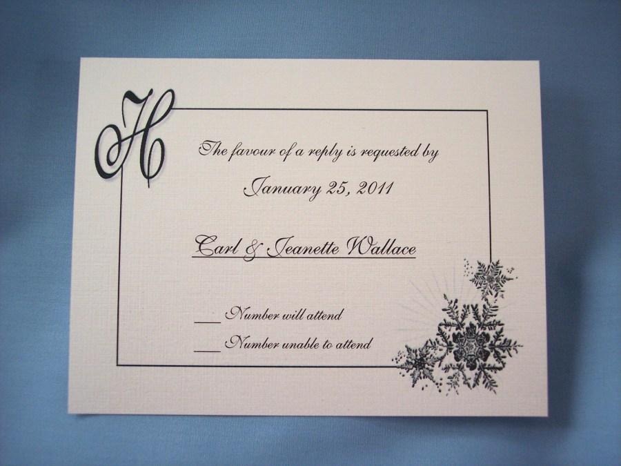 Wedding Invitations And Response Cards Wedding Invitation Response Card Wedding Invitation Response Card