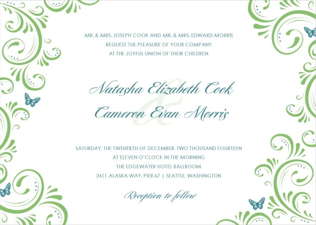 Wedding Invitations Free Samples Invitations Hindu Wedding Cards Design Templates Blank Card