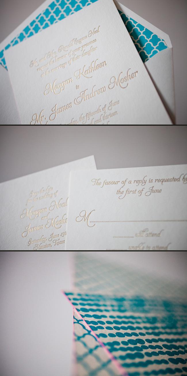 Wedding Invitations Printing Offset Printing Smock