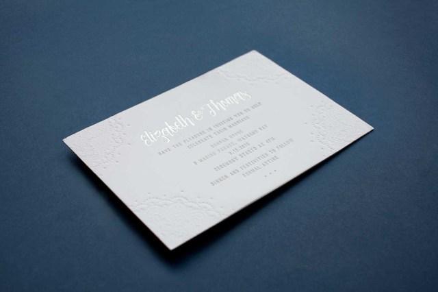 Wedding Invitations Printing Wedding Invitation Printing Techniques Explained Paperlust