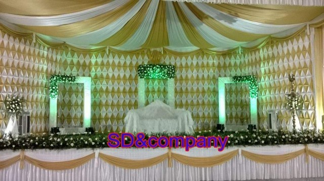 Wedding Stage Decoration Materials Sdcompany Decorating Materials Photos Mathilakam Thrissur