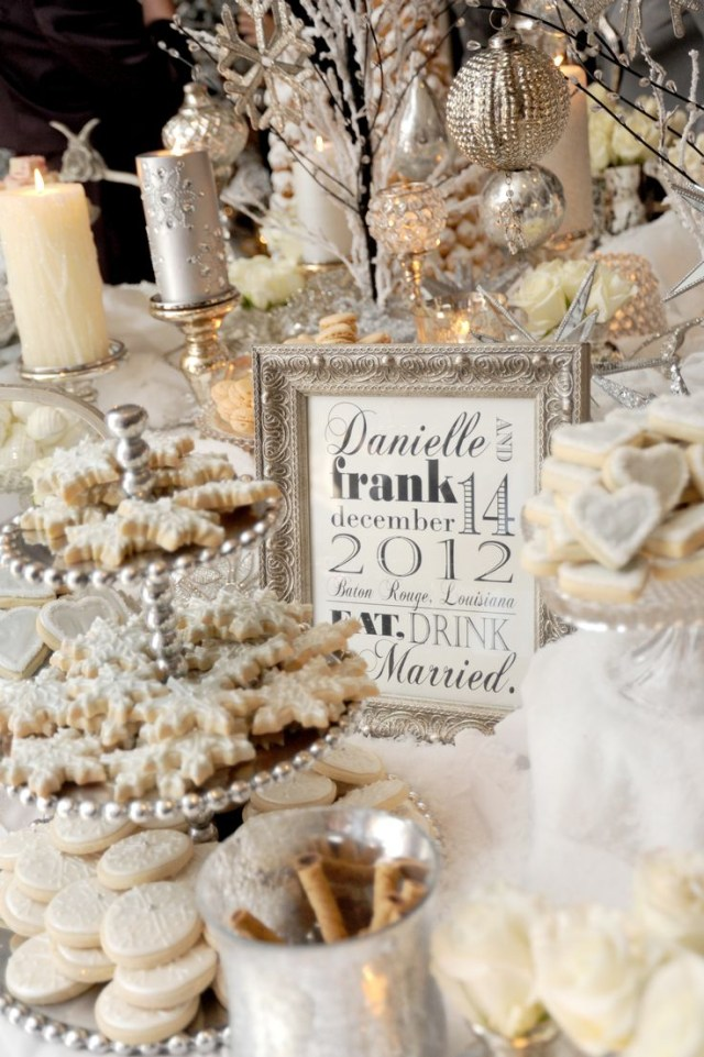 Winter Wedding Decoration Ideas Winter Wedding Theme Ideas 18 Dipped In Lace
