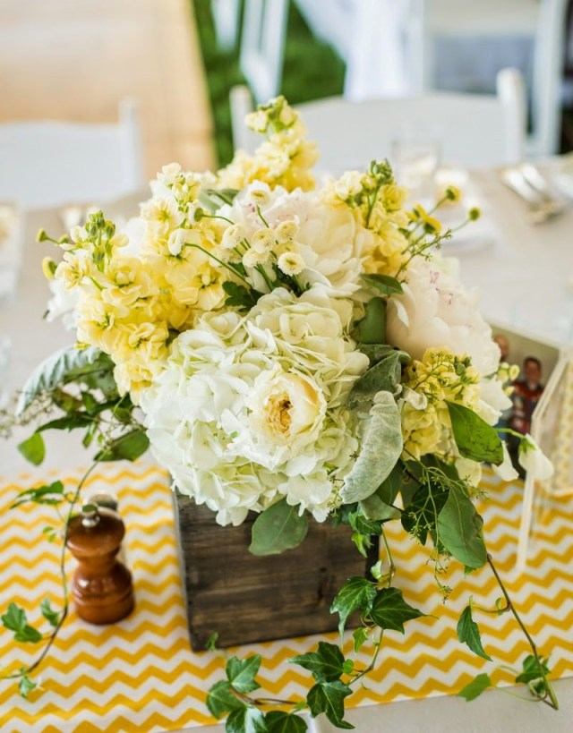 Yellow Wedding Decorations Beautifulllow And White Flower Arrangements For Weddings Wedding