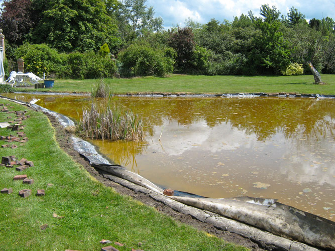 Garden Pond Filters