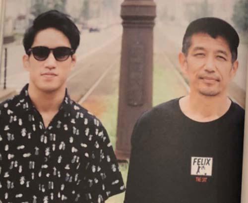 朝倉未来の父親