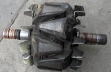 Ротор генератора с обмоткой возбуждения