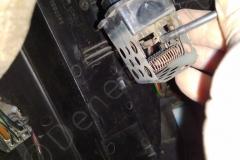 Ремонт вентилятора печки