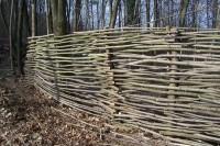 proutěný plot