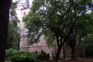 Kostel sv. Trojice v současnosti