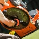 Fűnyíró karbantartás - Még nem késő az elmaradt őszi munkák bepótlásának