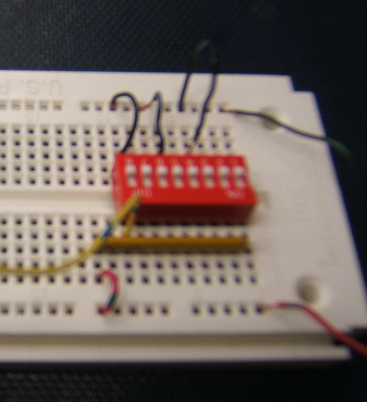 hight resolution of dip switch connection