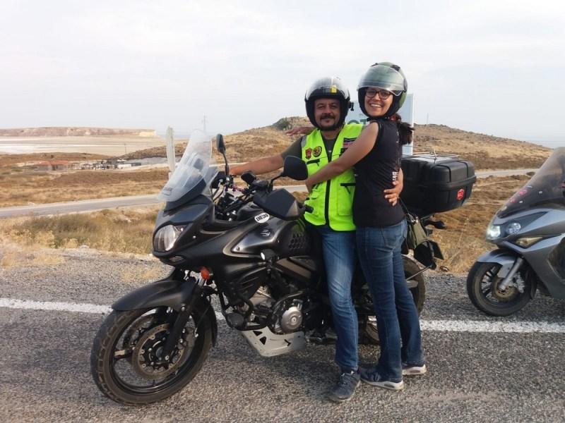 motorla gezmek, motorcular