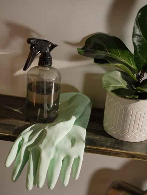 en kolay ev temizliği