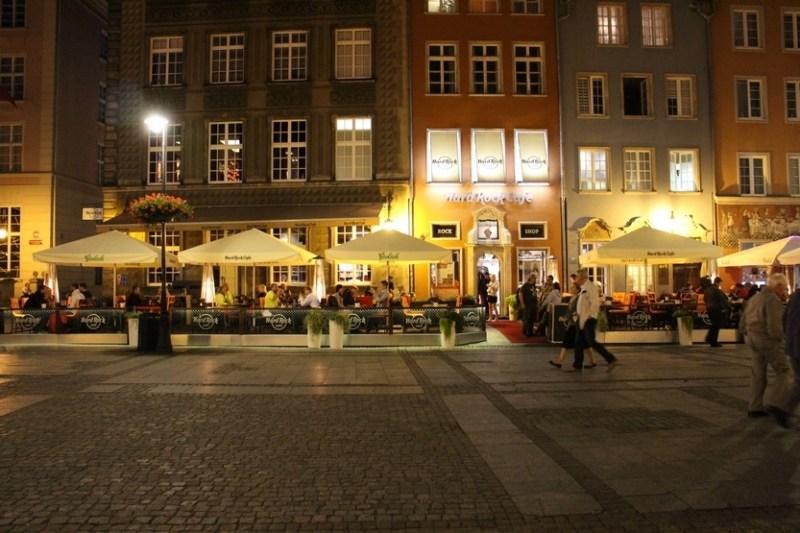 gdansk hard rock cafe