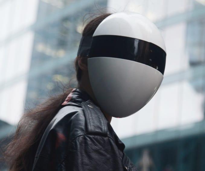 blanc maske
