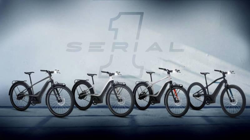 harley-davidson elektrikli bisikletler