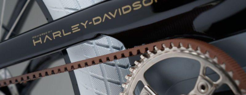 harley-davidson elektrikli bisiklet kayış