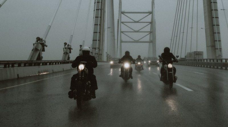 Motosiklet ve rüzgâr
