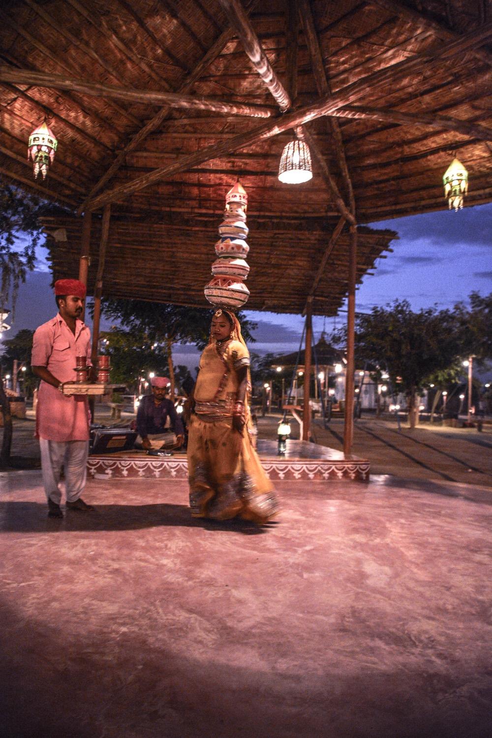 Chauki Dhani Folk dance