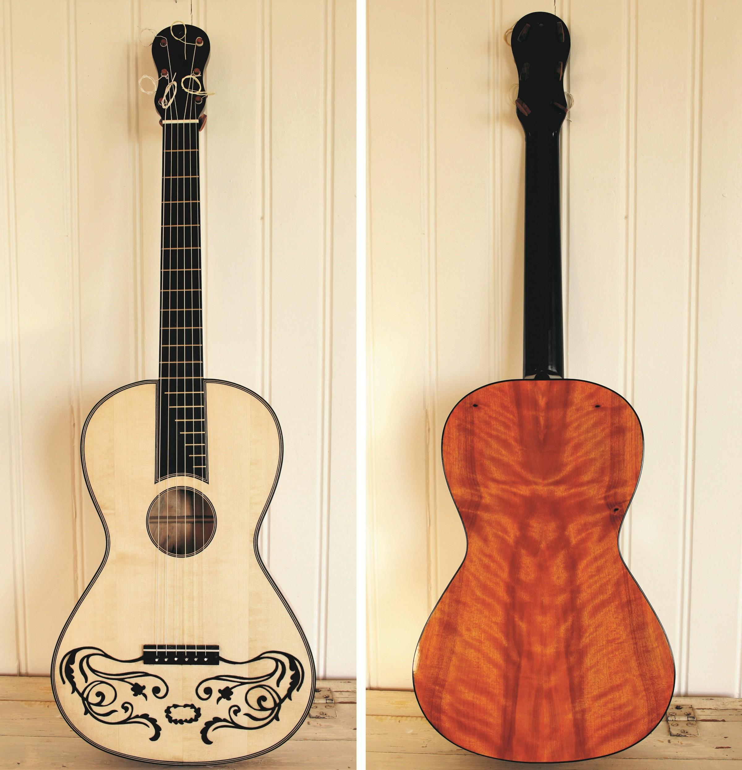 Leonardo gitarer
