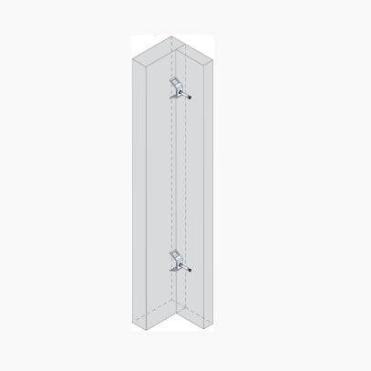 Surenkamojo gelzbetonio gaminiu varztinis sujungimas HALFEN HEK Denia Solutions 4