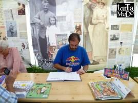 Tarek invité aux Historiales de Pressins