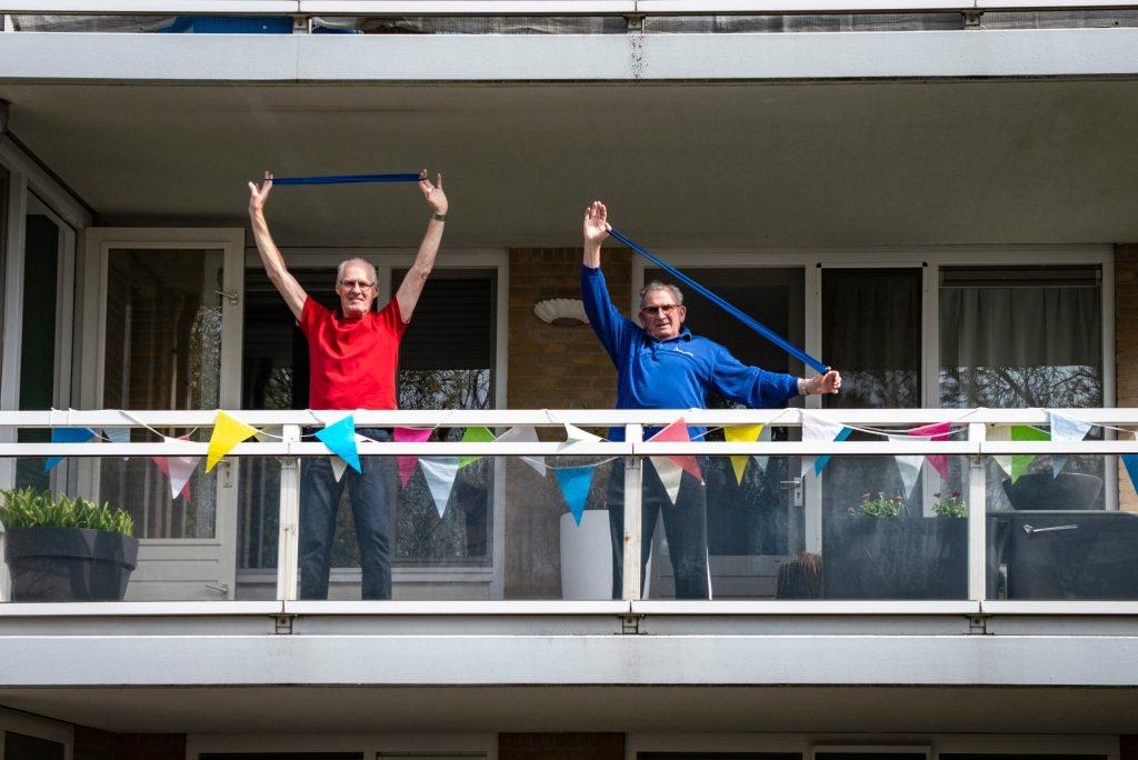 nationaal ouderenfonds balkon beweegdag